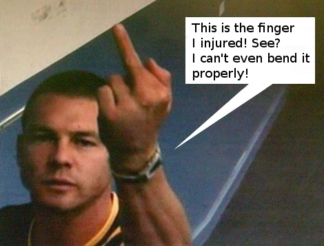 What Ben Cousins Actually Meant